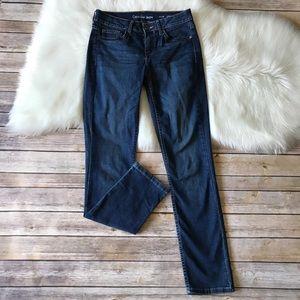 Calvin Klein Ultimate Skinny Jeans Sz 4x30